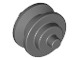 Part No: 3464  Name: Wheel Center Small with Stub Axles (Pulley Wheel)