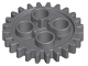 Lot ID: 101694845  Part No: 3648  Name: Technic, Gear 24 Tooth (New Style with Single Axle Hole)