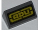 Part No: 85984pb008  Name: Slope 30 1 x 2 x 2/3 with 'ADU' Pattern (Sticker) - Set 7050