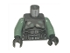 Part No: 973pb0373c01  Name: Torso SW Armor Kashyyyk Trooper Pattern / Sand Green Arms / Black Hands
