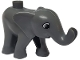 Part No: eleph5c01pb01  Name: Duplo Elephant Baby Walking