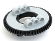 Lot ID: 116540245  Part No: 18939c01  Name: Technic Turntable Large Type 3, Complete Assembly with Black Outside Gear Section