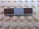 Part No: 2431pb365  Name: Tile 1 x 4 with Reddish Brown Stripes on Light Bluish Gray Background Pattern (Sticker) - Set 7753