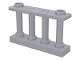 Part No: 30055  Name: Fence 1 x 4 x 2 Spindled with 2 Studs
