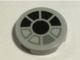 Part No: 4150pb170  Name: Tile, Round 2 x 2 with SW Millennium Falcon Cockpit Pattern (Sticker) - Set 7778