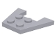 Part No: 4859  Name: Wedge, Plate 3 x 4 without Stud Notches