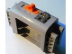 Part No: 59510  Name: Electric 9V Battery Box 4 x 11 x 7 PF with Orange Switch