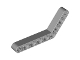 Part No: 6629  Name: Technic, Liftarm 1 x 9 Bent (6 - 4) Thick