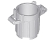 Part No: 92926  Name: Container, Trash Can with 4 Cover Holders