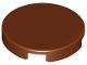 Part No: 14769  Name: Tile, Round 2 x 2 with Bottom Stud Holder
