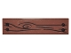 Part No: 2431pb132  Name: Tile 1 x 4 with Wood Grain and 4 Nails Pattern (Sticker) - Set 4840