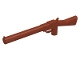 Part No: 30141  Name: Minifigure, Weapon Gun, Rifle