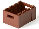 Part No: 30150  Name: Container, Crate with Handholds