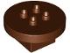 Part No: 31066  Name: Duplo Furniture Table Round 4 x 4 x 1.5