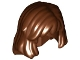 Lot ID: 153287494  Part No: 40251  Name: Minifigure, Hair Female Mid-Length