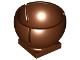 Part No: 44358  Name: Cylinder Hemisphere 2 x 2 Ball Turret Socket Base