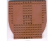 Part No: 48000  Name: Boat Deck Brick 16 x 16 Stern