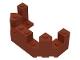 Part No: 6066  Name: Castle Turret Top 4 x 8 x 2 1/3