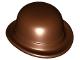 Part No: 95674  Name: Minifigure, Headgear Hat, Bowler