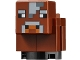 Part No: minecow03  Name: Minecraft Cow, Baby - Complete Assembly