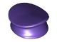 Part No: 3624  Name: Minifigure, Headgear Hat, Police