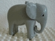 Part No: 2177c01pb01  Name: Duplo Elephant Adult with Movable Head, One Stud on Back