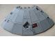 Part No: 30116pb03  Name: Panel 14 x 14 x 2 2/3 Quarter Saucer Top with Millennium Falcon Pattern
