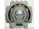 Part No: 30366px4  Name: Windscreen 3 x 6 x 5 Bubble with Millennium Falcon Hatch Pattern