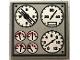 Part No: 3068bpb0168  Name: Tile 2 x 2 with Ship Controls Pattern (Sticker) - Set 8839