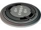 Part No: 44375apb01  Name: Dish 6 x 6 Inverted (Radar) with SW AT-AT/AT-TE Pattern