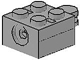 Part No: 792c01  Name: Arm Holder Brick 2 x 2 without Hole and 1 Arm