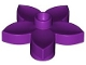 Part No: 6510  Name: Duplo Plant Flower with 1 Top Stud