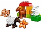 Set No: 10522  Name: Duplo Farm Animals