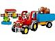 Set No: 10524  Name: Farm Tractor