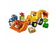 Set No: 10811  Name: Backhoe Loader