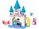 Set No: 10855  Name: Cinderella's Magical Castle