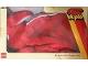 Set No: 1955  Name: Plush Red Bunny / Rabbit Storage Bag