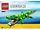 Set No: 20015  Name: Alligator polybag