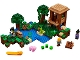 Set No: 21133  Name: The Witch Hut