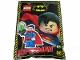 Set No: 211903  Name: Superman foil pack