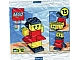Set No: 2250  Name: Advent Calendar 2000 (Day 15) Girl