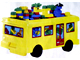 Set No: 2581  Name: Animal Bus