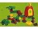 Set No: 2602  Name: Dinosaurs Family Home