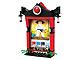 Set No: 2856134  Name: Ninjago Card Shrine polybag