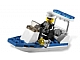 Set No: 30002  Name: Police Boat polybag