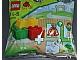 Set No: 30064  Name: Zoo polybag