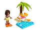 Set No: 30114  Name: Andrea's Beach Lounge polybag