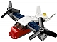 Set No: 30189  Name: Transport Plane polybag