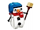 Set No: 30197  Name: Snowman polybag