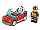 Set No: 30221  Name: Fire Car polybag